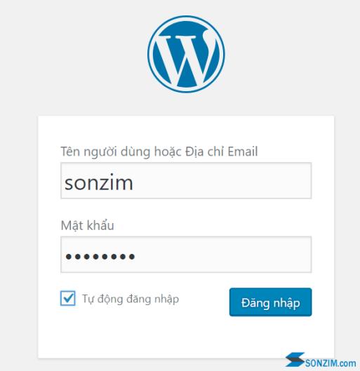Lập website WordPress với hosting miễn phí 000webhost -Bước 5