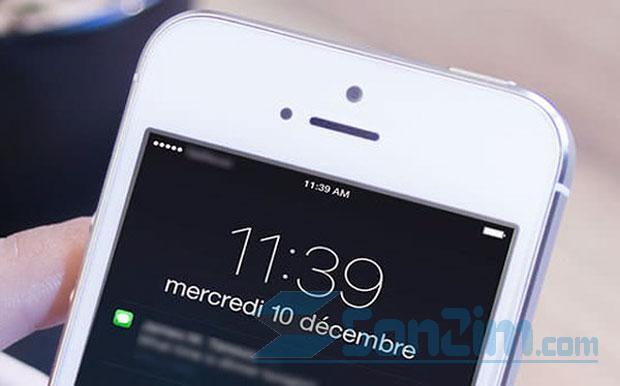 Trả lời tin nhắn không cần mở khoá trên iPhone