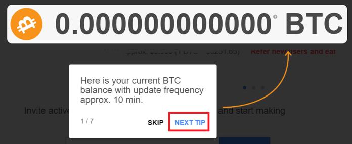 Cách đào bitcoin trên trình duyệtCryptoTab - 2