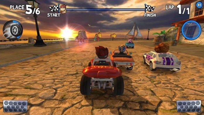 Game đua xe hay nhất trên Android - Beach Buggy Blitz