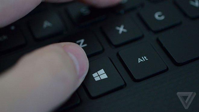 Các phím tắt trên Win 10 kết hợp với phím Windows