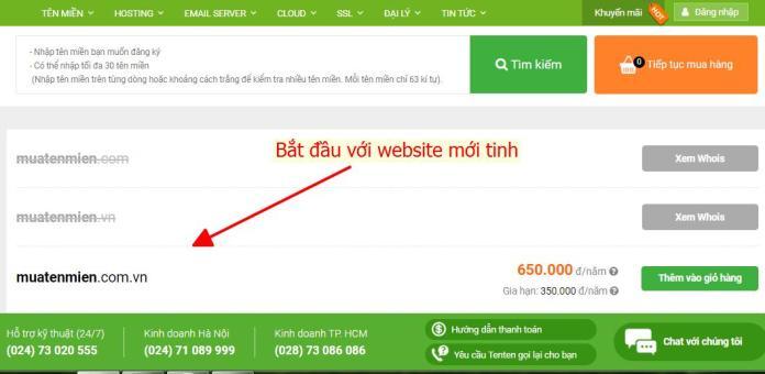 Quy trình SEO một website - Bắt đầu SEO môt website mới tinh