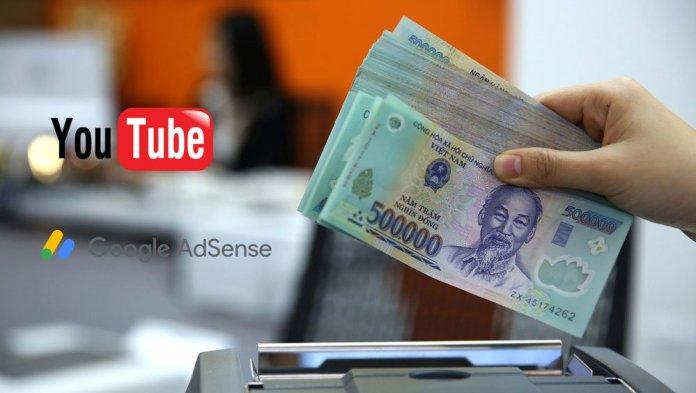 Cách rút tiền từ Youtube / Google Adsense về tài khoản ngân hàng
