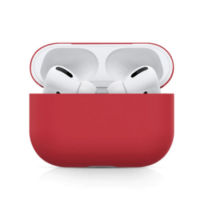 housse airpods pro rouge