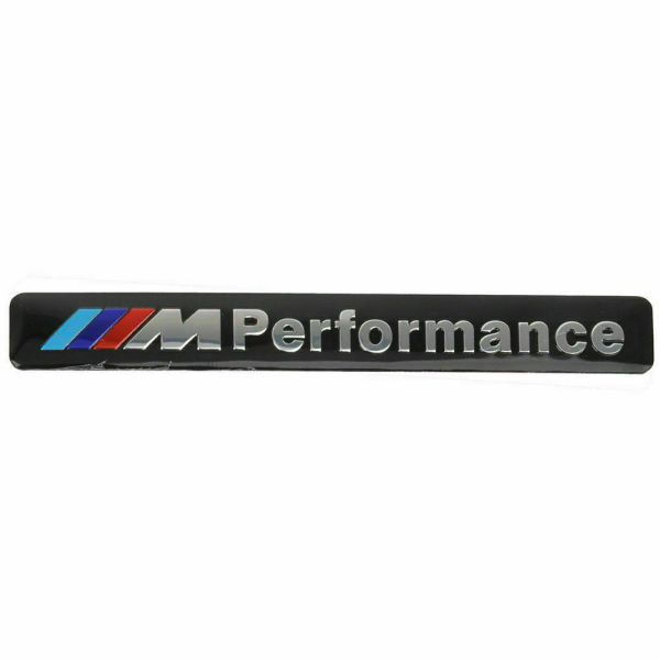stickers logo m BMW