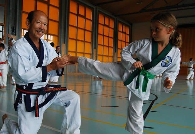Jo Kyo, Kyo Sa, Sa Bom Instructor Certification Opportunities