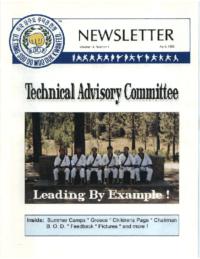 1993 04 Usa Moo Duk Kwan Federation Newsletter