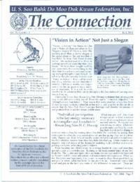 2004 09 Usa Moo Duk Kwan Federation Newsletter