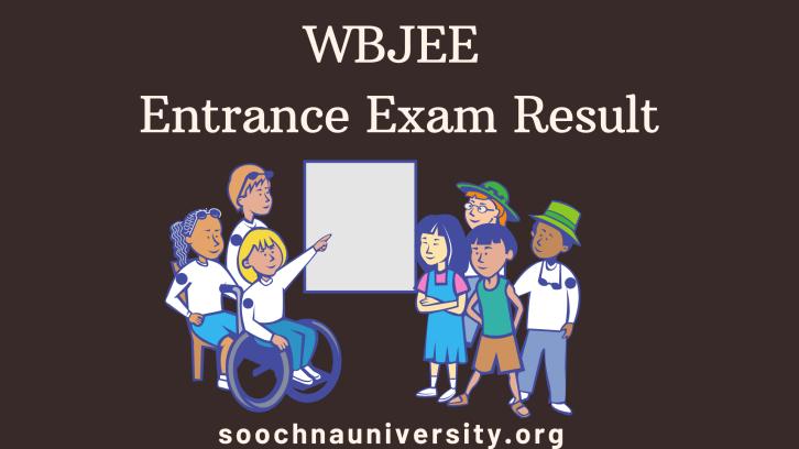 WBJEE Entrance Exam Result