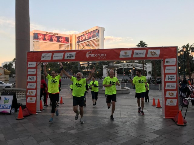 SoolNua run at the IMEX FUN RUN