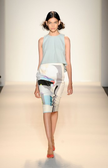 Lela Rose Spring Summer 2014 New York Fashion Week