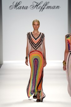 Mara Hoffman: Photo by Frazer Harrison/Getty Images for Mercedes-Benz Fashion Week Spring 2014