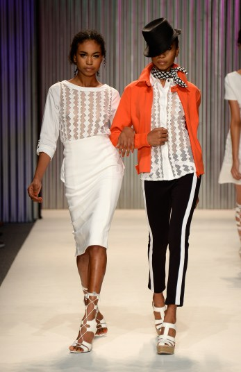 Tracy Reese Spring Summer 2014 New York Fashion Week