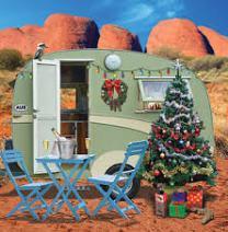 christmas-in-australia-caravan-in-outback