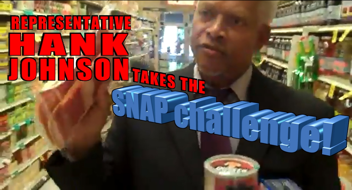 HANK JOHNSON-SNAP CHALLENGE logo