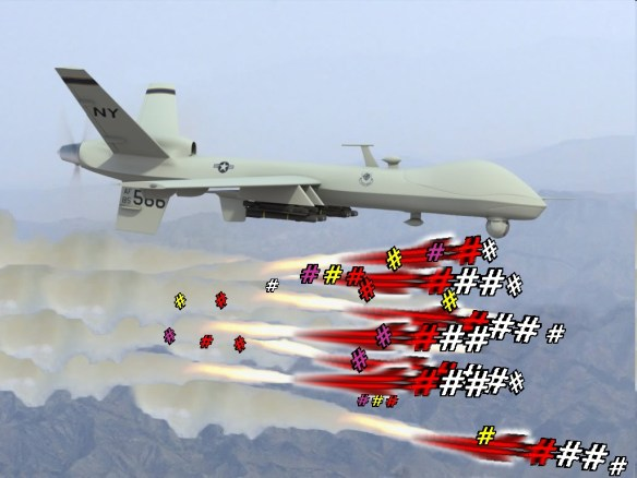 hashtag-drones