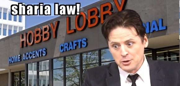 Hobby lobby-fugelsang