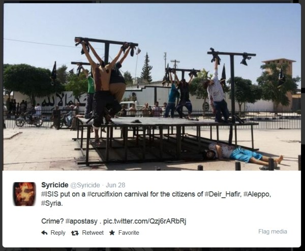 isis crucifixion-1