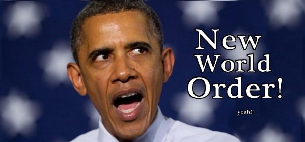 Obama-new world order