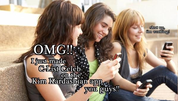 girls on iphones-epa-1