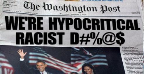 washington post headline-HYPOCRITE
