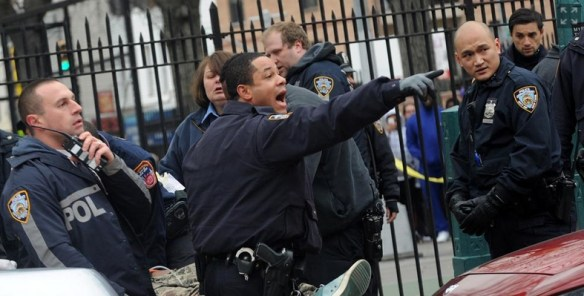 nypd police cop