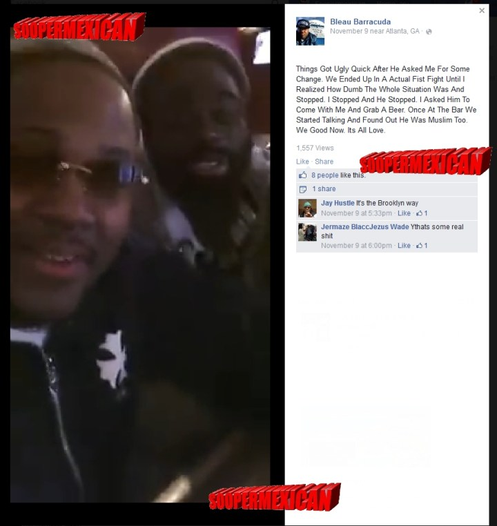 nypd shooter facebook