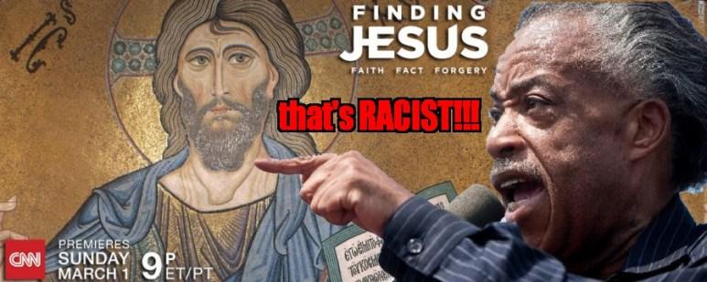 SHARPTON JESUS RACIST
