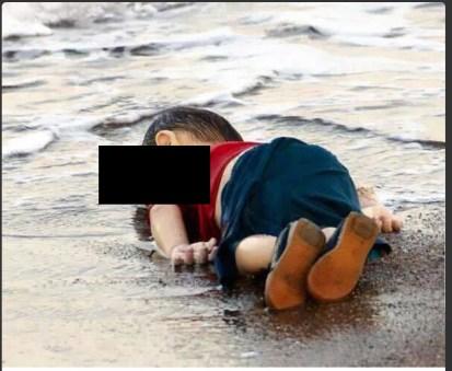 syrian children washed  up 01