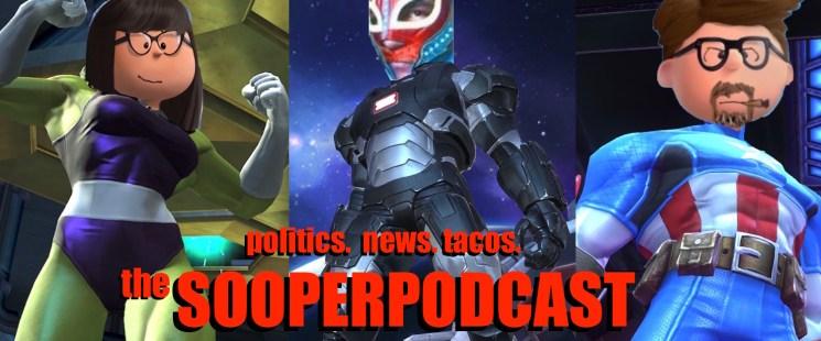 sooperpodcast superheroes werwer