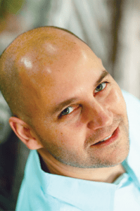 Author Wade Fransson