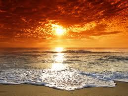 ocean-sunset-summer-light