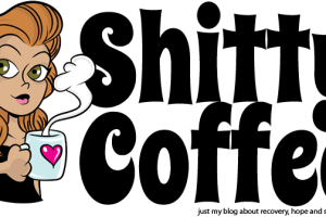 'Shitty Coffee Diary' by Stephanie Zieman