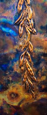 Sooriya Kumar Copper Art Image 1393