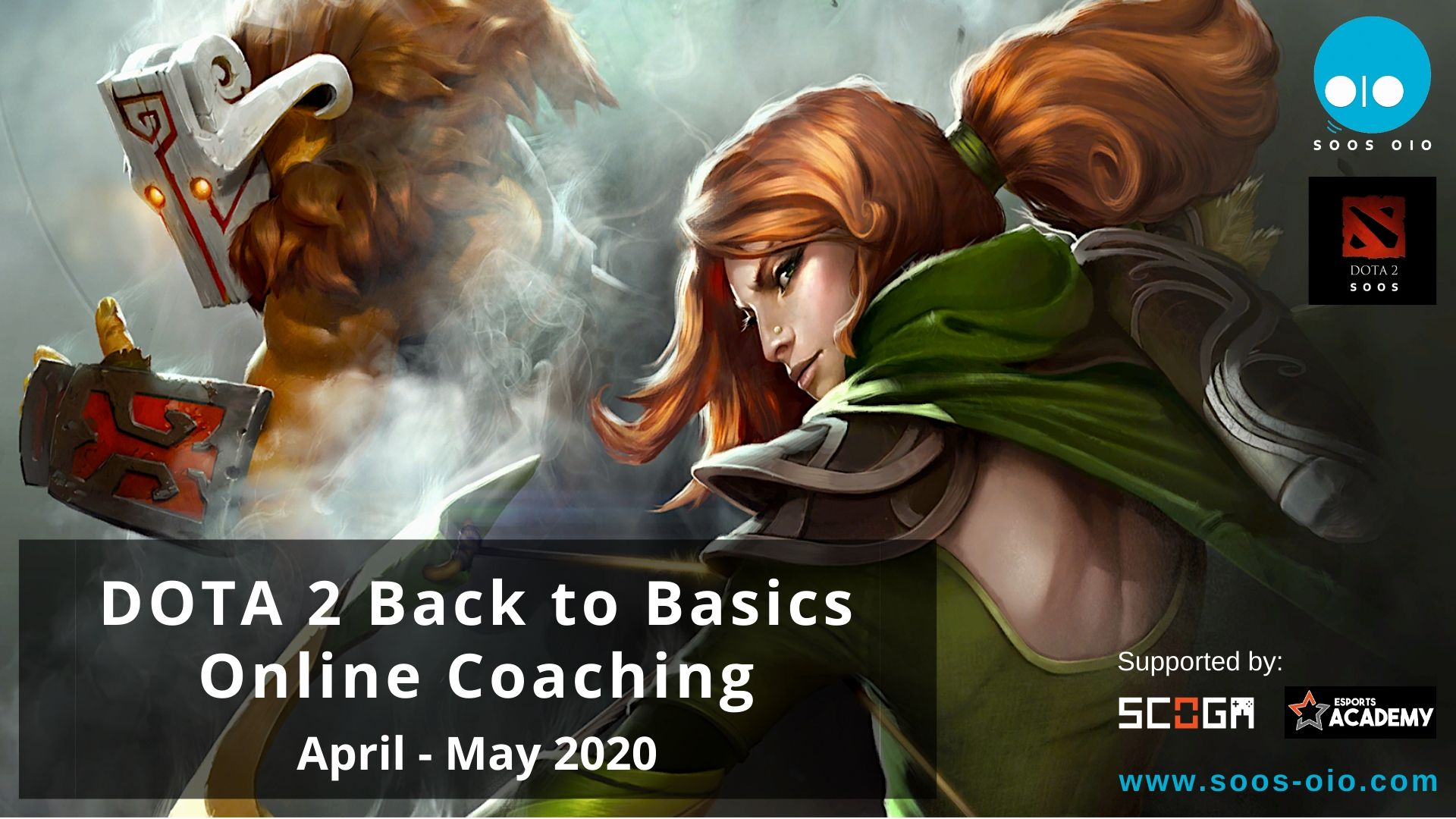 DOTA2 Back to Basics Apr-May20