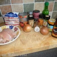 RECIPE: Chicken à l'Indienne with Peaches