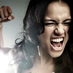 The real face of anger and violence in females needing anger management