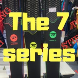 Sooth Explores Rossignol's 7 series 2018-2019