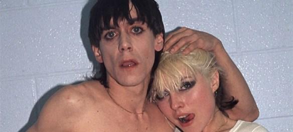 Iggy Pop e Debbie Harry