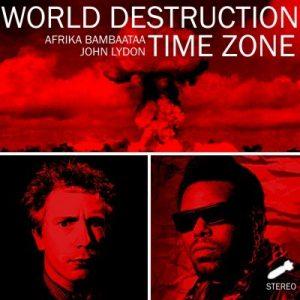Afrika Bambaataa e John Lydon