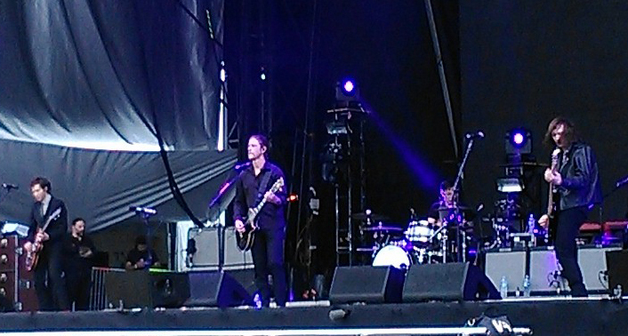 Interpol no Lollapalooza 2015