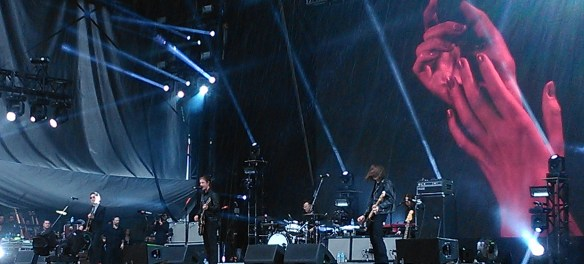 Interpol no Lollapalooza Brasil 2015