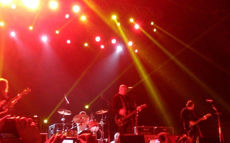 Smashing Pumpkins no Lollapalooza 2015