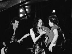 Lisa Fischer e os Rolling Stones