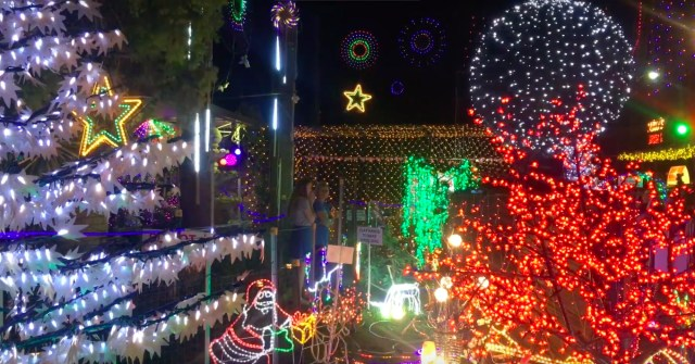 Perth's Best Christmas Lights