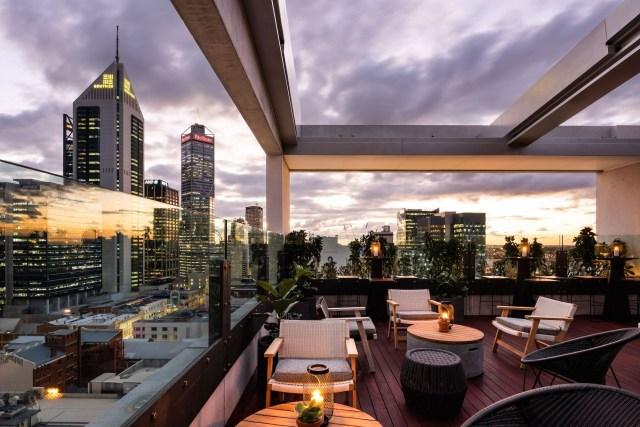 QT Hotel Perth