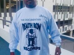 James McDonald AKA Mob James former Deathrow Records