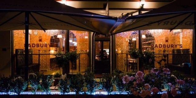 Best date night spots Perth - Padbury's