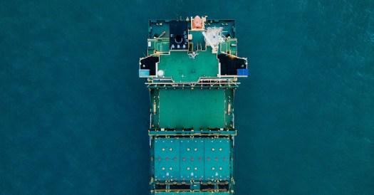 Crew Member From Al Messilah Livestock Carrier Docked In ...