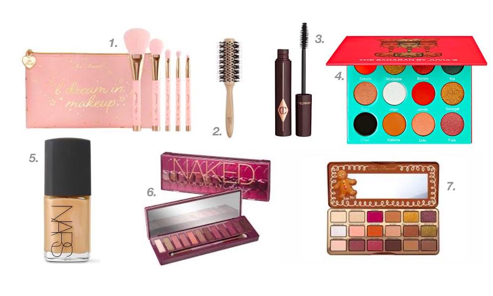 Christmas Beauty 2018 | Beauty Bloggers Wishlist Products